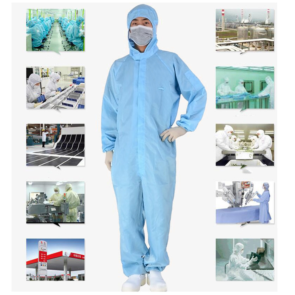 Disposable Protective Clothing as Coverall Medical Uniform and Isolation Suit for Nurse and Doctors 18
