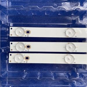 Image 3 - 1 ensemble = 3 pièces, rétro éclairage LBM320P0701 FC 2 LED 32PFK4309 32PHS5301 TPT315B5 strips32PFK4309 TPV TPT315B5 32E200E