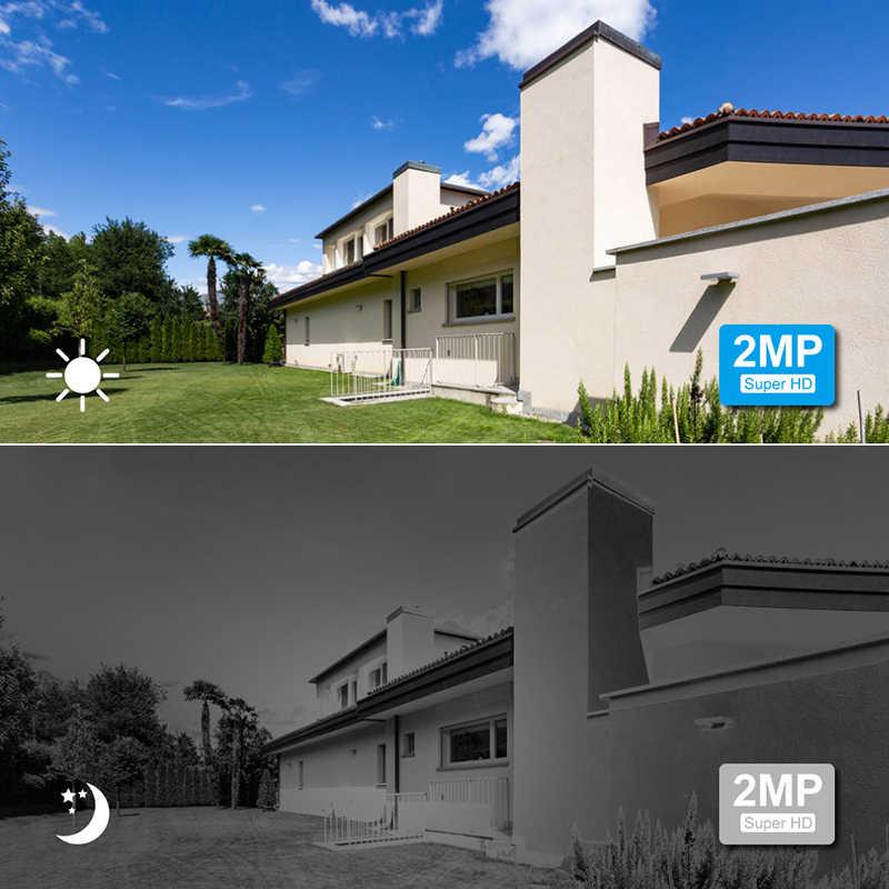 Jennov 2MP Surveilance P2P WIFI Camera Outdoor 1080P Speed Dome IP Camera CCTV Security Wireless Audio IR-Cut Home Weatherproof