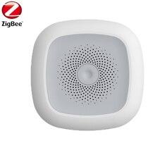 HEIMAN Zigbee Environment Humidity Temperature 2-in-1 Detectors Working with Conbee 2
