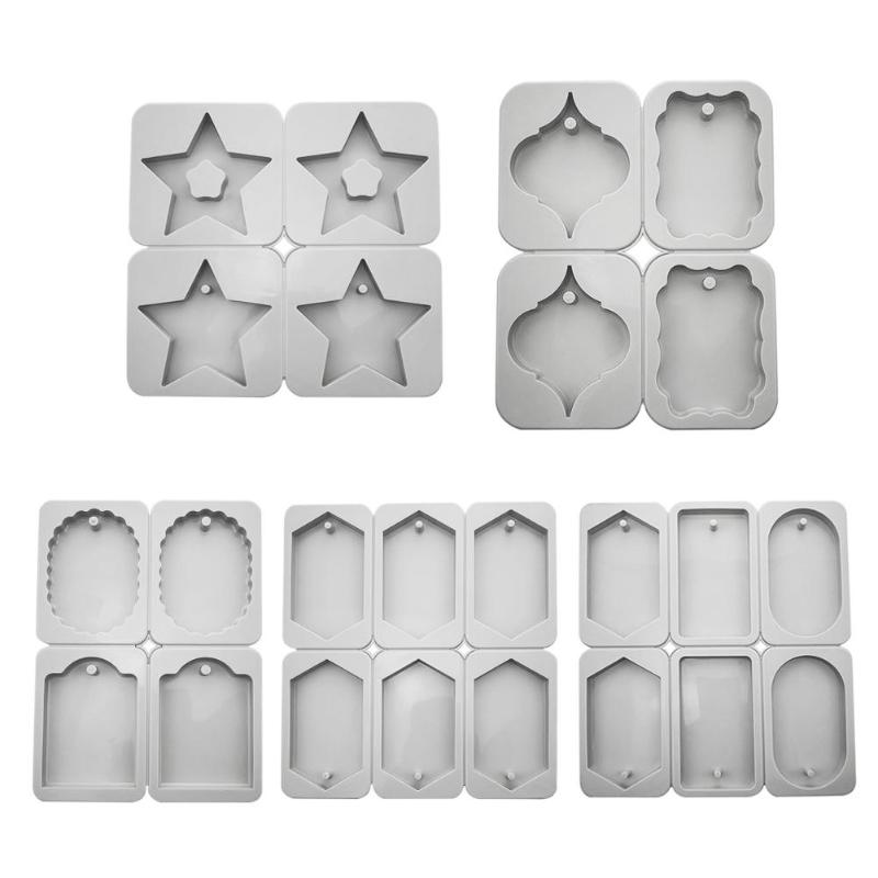 DIY Silicone Candles Aromatherapy Wax Mould Soap Flowers Mold Clay Crafts