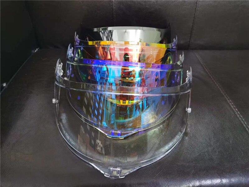 Helmet Visor For K1 K3 Sv K5 Motorcycle Helmet Glasses Motorbike Helmet Discoloration Lens Night Vision Visor Without Logo