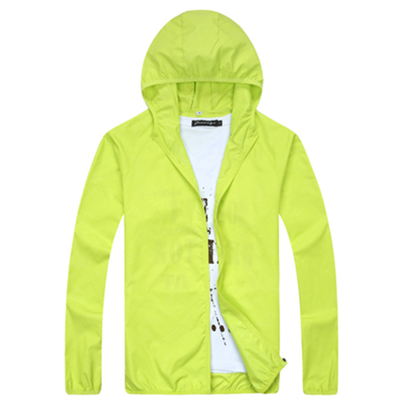 Spring And Summer Fishing Coat Men And Women Skin Breathable Ultra-Thin Clothing Windproof Coat Outdoor Large Size Quick-Dry Cyc