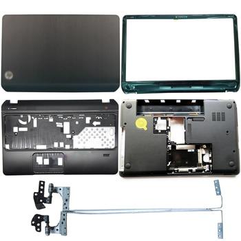 NEW Laptop LCD Back Cover/Front Bezel/Hinges/Palmrest/Bottom Case For HP Pavilion DV6 DV6-7000 DV6-7002 DV6-7208TX 682052-001 цена 2017
