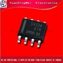 5 قطعة/الوحدة 10 قطعة/الوحدة 50 قطعة/الوحدة TPS54334DDAR TPS54334DDA TPS54334 54334 SOP8 جديد الأصلي