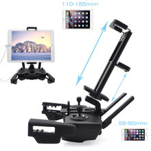 For DJI Mavic Mini Tablet Holder 2 in 1 Folding Stand Mount Mavic Mini Drone Remote Control Bracket