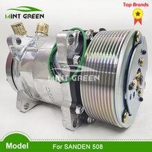 Автомобильный воздушный компрессор для 5sl12c sanden sd508 508