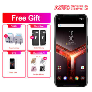 Asus ROG Phone 2-Game 128GB GSM/LTE/WCDMA/CDMA NFC Quick Charge 4.0 Octa Core In-Screen fingerprint recognition