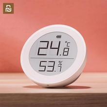 Датчик температуры и влажности Youpin Cleargrass, высокоточный термометр с ЖК экраном