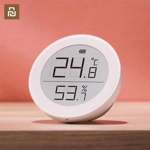 Image 1 - Датчик температуры и влажности Youpin Cleargrass, высокоточный термометр с ЖК экраном