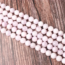 Hot Sale Natural Stone Purple Lihui Beads 15.5 Pick Size: 4 6 8 10 mm fit Diy Charms Beads Jewelry Making Accessories
