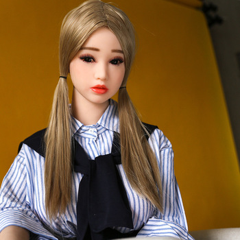 Sex toys toy dolls real life of adult male Japanese full solid silicone sex doll