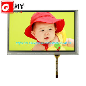 Original 7inch LCD screen AT070TN83 V.1 AT070TN83 V1 tft 800*480 with controller board lcd touch display free shipping(China)