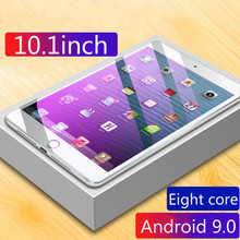 tablets 10.1- inch tablets android  4g tablet 6G+128GB best selling 2021 Android9.0 2 in 1 tablet