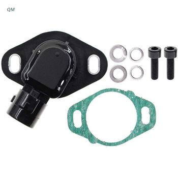 Czujnik położenia przepustnicy TPS 06164PM5A02 16400P06A11 dla honda Accord Civic CRV Integra Prelude 13MF tanie i dobre opinie CN (pochodzenie)