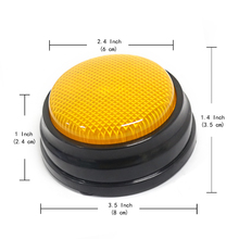 Купить с кэшбэком Led lighting recording sound button, Pressing this button is a Blast! brighten up your desk space!