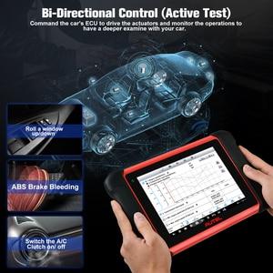 Image 5 - Autel MaxiCOM MK906BT ECU Coding Tablet Scanner Diagnostic Tool OBD2 Car Accessories Wireless Bluetooth Better Than MS906BT