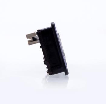 Cyfrowy akumulator miernik monitora DC 12V 24V 36V 48V kwasowo-ołowiowy litowo-jonowy Lifepo4 Tester pojemności baterii litowej 3S 4S 7S 10S 13S 14S tanie i dobre opinie ELECTRICAL NONE CN (pochodzenie) 1S -15S Capacity Tester Battery Monitor meter Lithium battery