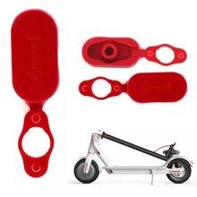 Прочный скейтборд замена батарея зарядное устройство линия отверстие Силиконовый колпачок резиновая вилка для XIAOMI Mijia M365 Электрический скутер