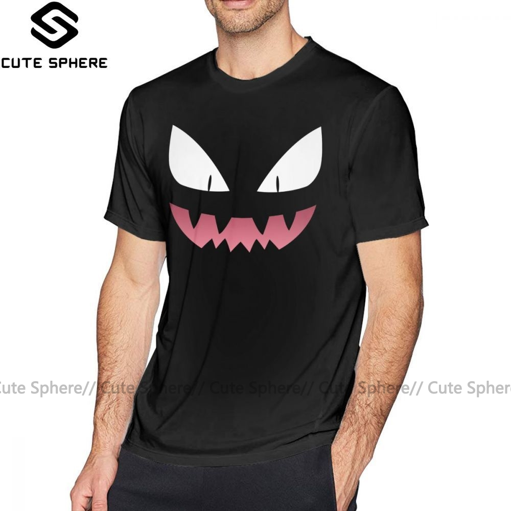 gengar-t-shirt-font-b-pokemon-b-font-haunter-ghost-t-shirt-short-sleeve-100-cotton-tee-shirt-cute-casual-male-oversize-print-tshirt