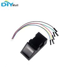 Optical Fingerprint Reader Sensor Collector Module Door Lock Access Control for Arduino Mega2560 UNO R3