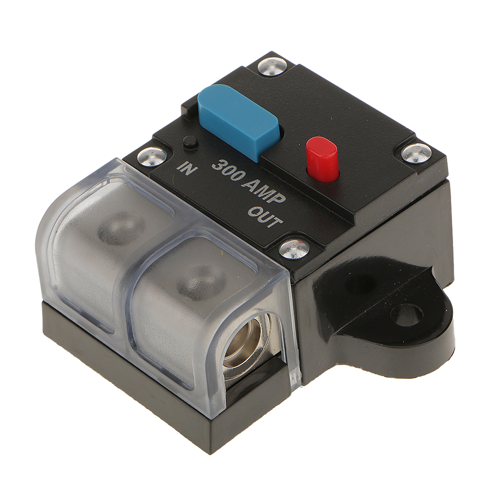 in-line disjuntor de áudio estéreo carro fusível