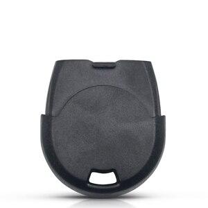 Image 5 - Dandkey 20 stücke Ersatz Remote Key Shell Fall Für Fiat Positron Transponder Schlüssel Abdeckung Blank Fall Ohne Schlüssel Klinge