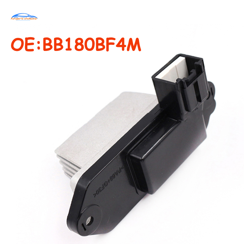 Fit For Mazda 3 BB180BF4M BB18-0BF4M HB180BP4M Blower Motor Resistor Heater Fan Auto Parts