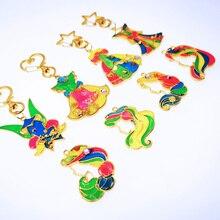 QIAOQIAO DIY Pincess Dress Metal Frame Bezel kit resin Kit  Cabochon Setting UV Resin Charm Necklace Earring Findings