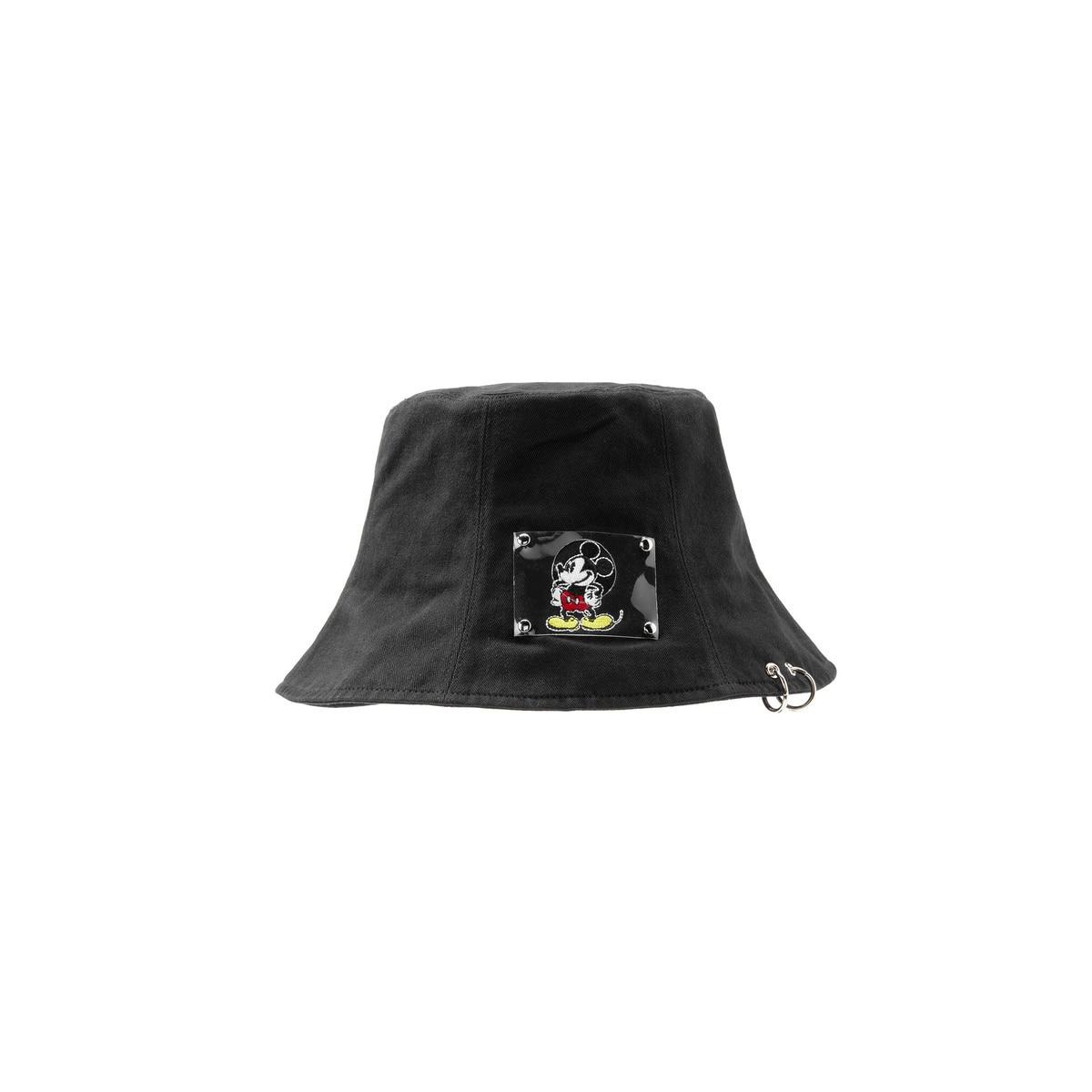 Disney Mickey Mouse Women Hats Women's Casual Sunshade Korean-Style Bucket Hat Cotton Women Hats Sun Protection Caps for Ladies 1