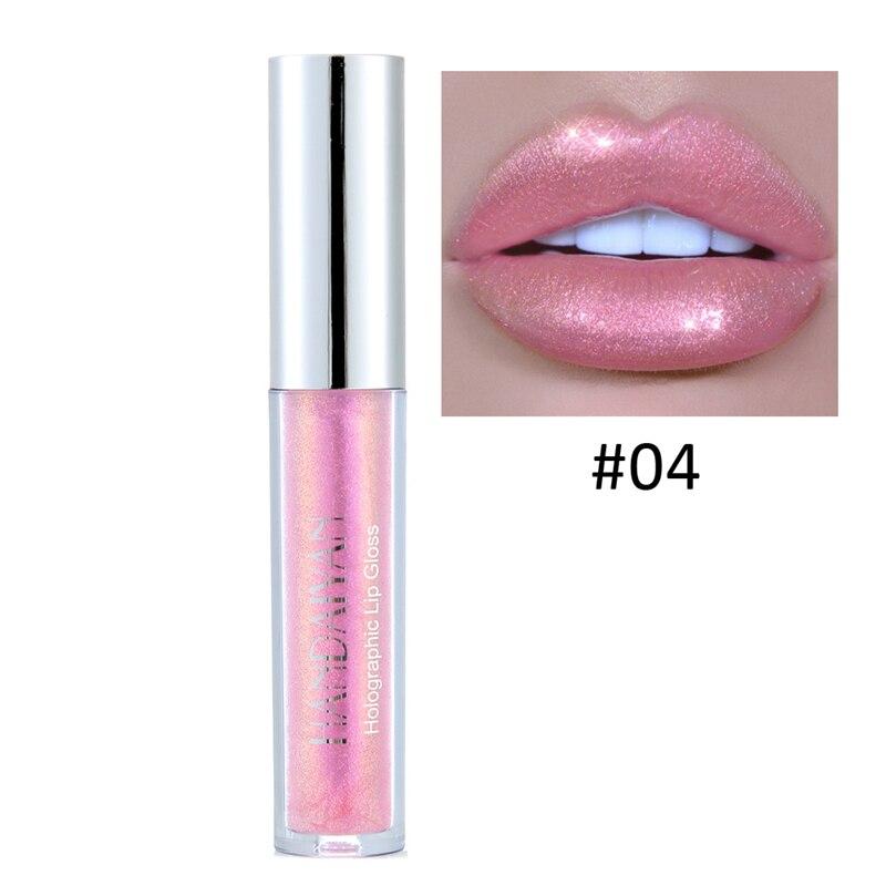 Glitter Liquid Holographic Lipstick 5