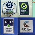2019 2020 футбольная нашивка PSG, патч для игроков во французском футбольном клубе 1
