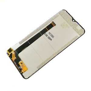 Image 4 - Original For Ulefone Note 7P LCD Display Touch Screen Digitizer Assembly note7P Plus Mobile Phone Accessories 2020 new
