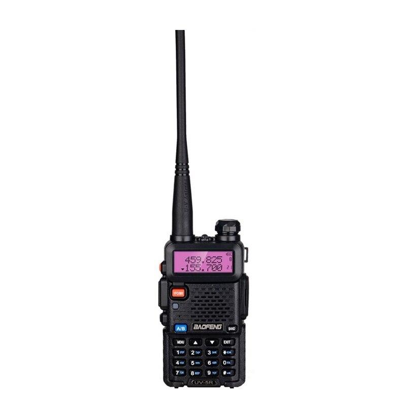 Portable  Outdoor Car Handheld Dual-Segment Uv-5r Walkie Talkie Set
