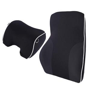 3D Memory Foam Car Neck Pillow
