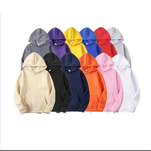 2020 Autumn Couples Quality Brand Men Hoodie Male Hip Hop Streetwear Pullover Sweatshirts Hoodies Mens Solid Color