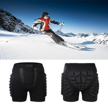 Hip Pad Unisex Light Skateboard Snowboard Ski Hip Padded Shorts & Padded Pants Ski Protection Gear S/M/L/XL/XXL/XXXL