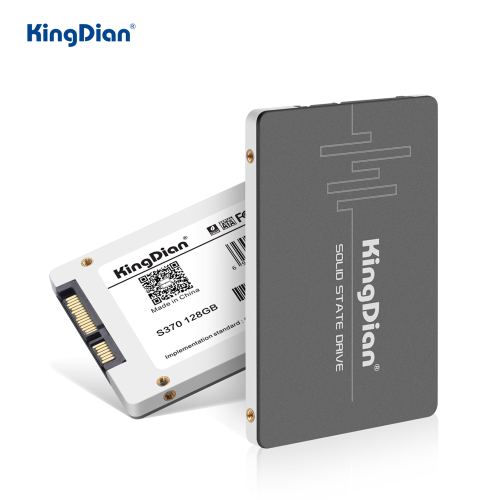 KingDian 2.5 SATA3 SSD 120gb 240gb 480gb 1 to 2 to SSD HDD SATA disque dur interne à semi-conducteurs pour ordinateur portable ordinateur de bureau