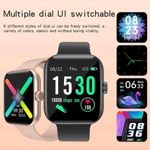 Image 2 - LEMFO 1,54 zoll Full Touch Frauen Smart Uhr 2020 Männer Für Uhr Frauen Sport Modus Physiologischen Erinnerung Smartwatch Männer Frauen