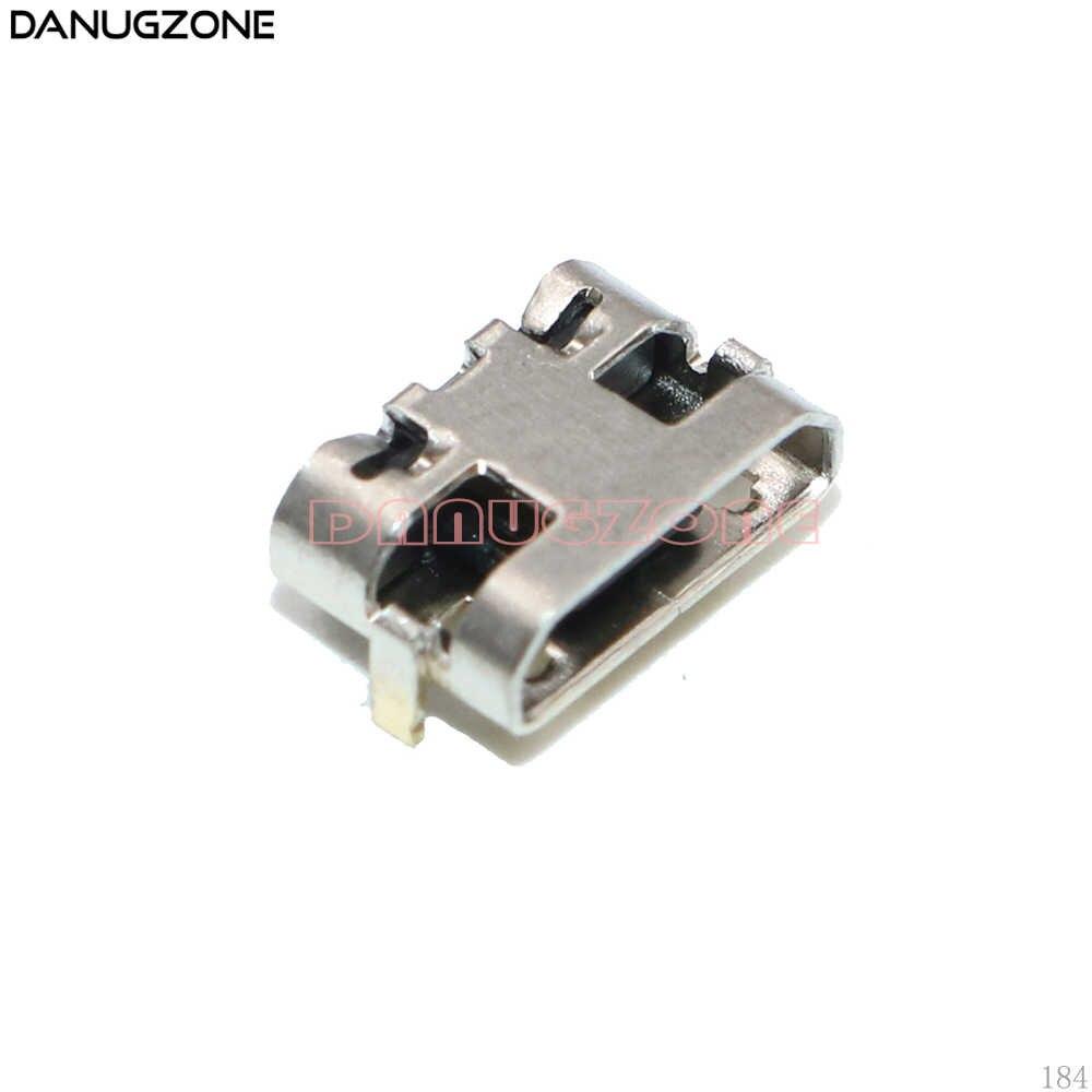 10 ピース/ロット Huawei 社 Y5 II CUN-L01/タブレット M3 Lite BTV-DL09 BAH-W09 USB 充電ソケットジャック充電 dock コネクタ