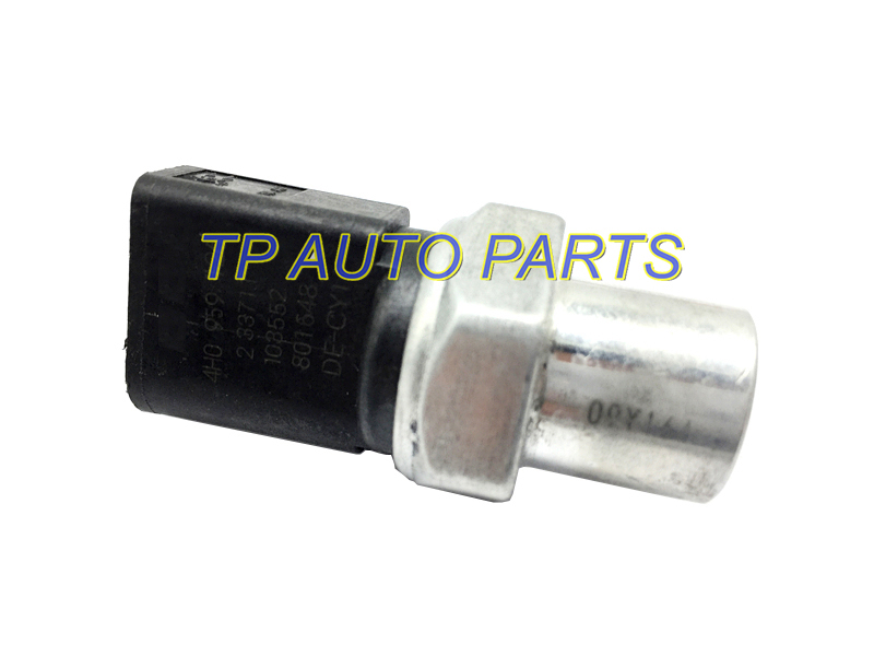 A/C Датчик давления переключатель подходит для Au-di A3 A4 A5 A6 A7 A8 Q5 V-W OEM 4H0959126A 4H0959126B 4H0959126 4H0 959 126