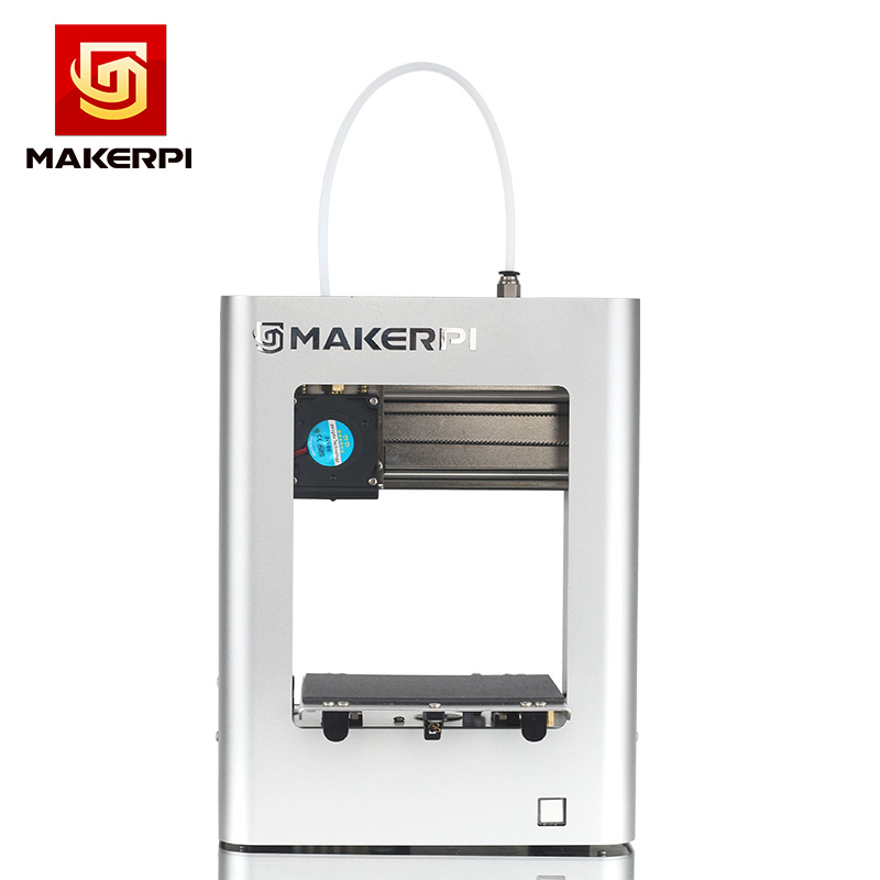 MakerPi Portable 3D Printer FDM Education Desktop One-button Printing for Home Use and Beginners 2