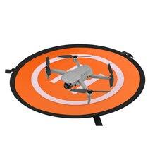 55cm almofada de pouso para dji fpv combo mavic mini 2 pro zoom ar 2 faísca fantasma 3 4 fimi x8 se drone helicóptero estacionamento dobrável