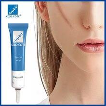 Creme da remoção da cicatriz acne cicatrizes gel estrias queimaduras cirúrgicas da cicatriz para o corrector da pigmentação do corpo manchas acne cuidados de reparo 15g