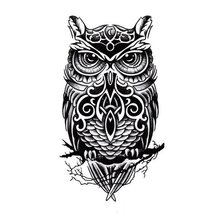 Compare Prices On Tattoo Temporary Women Waterproof Owl Shop The