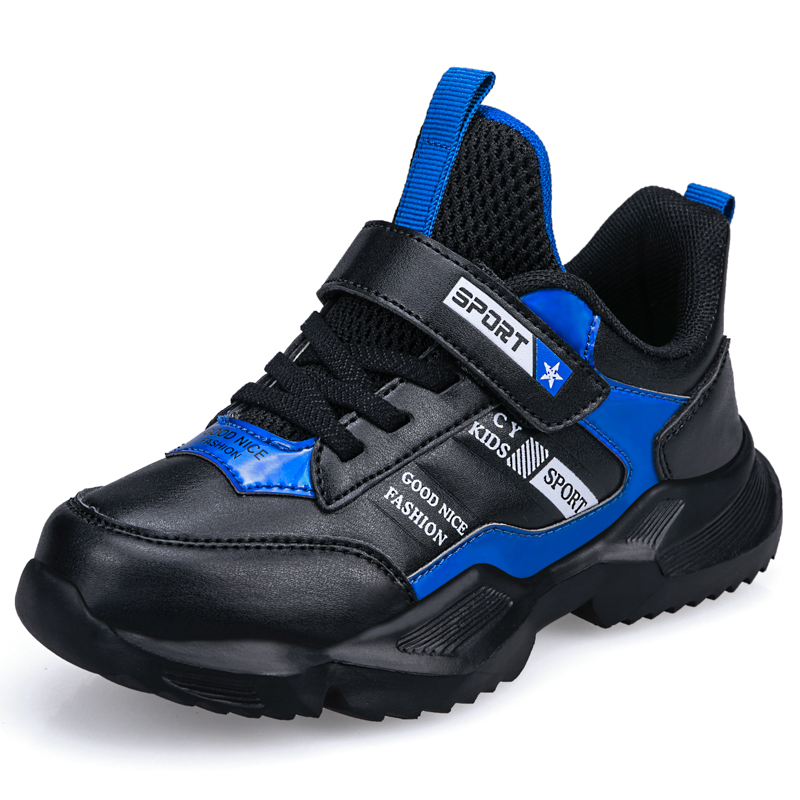 ULKNN 4-15 Years Old Boy Shoes 7 Children 8 Big Kids Breathable Sports Shoes 9 Students 6 Running 12 Mesh Casual Shoes