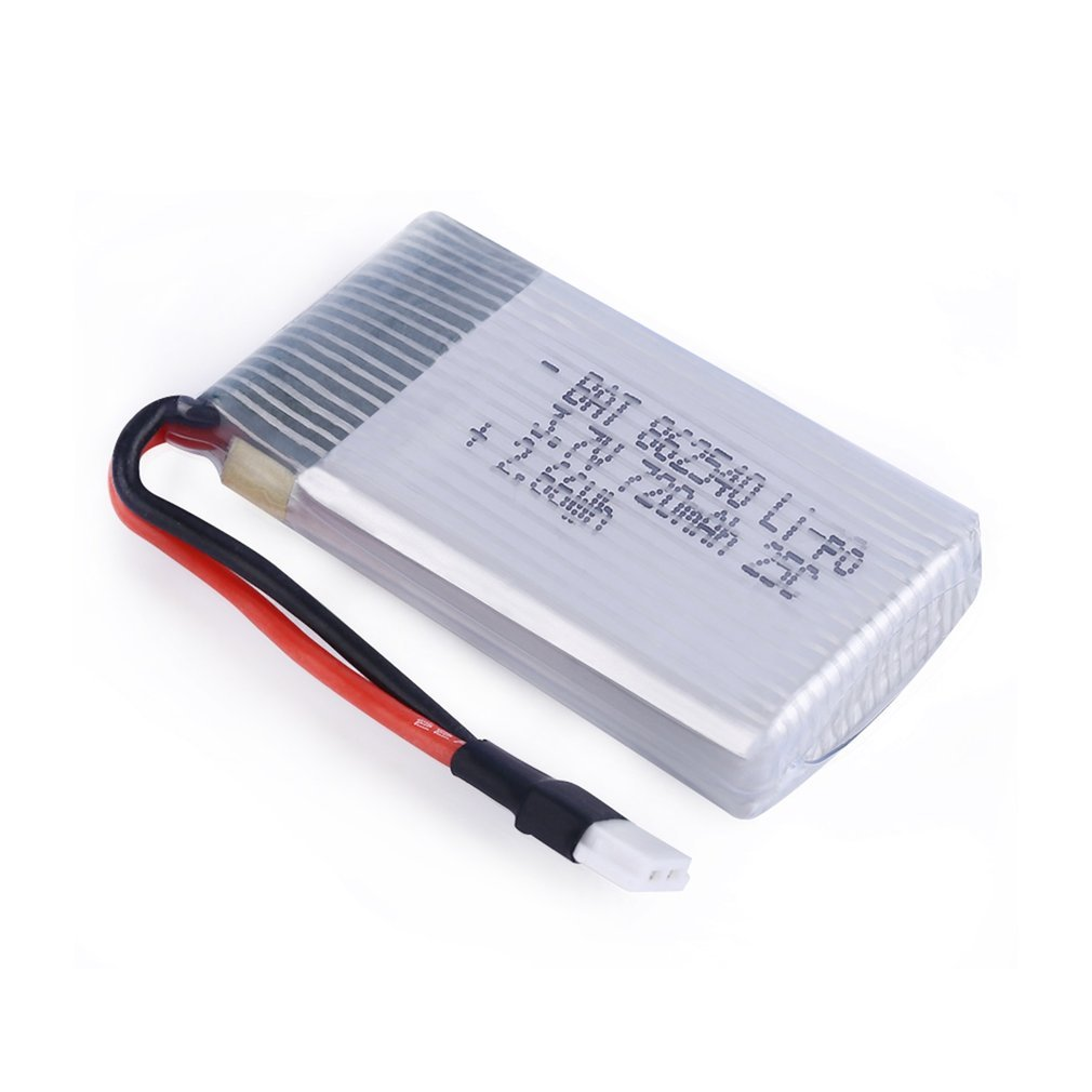 Köp JJRC H12C 3.7V 1S Lipo Batteri USB Laddare JST Plug