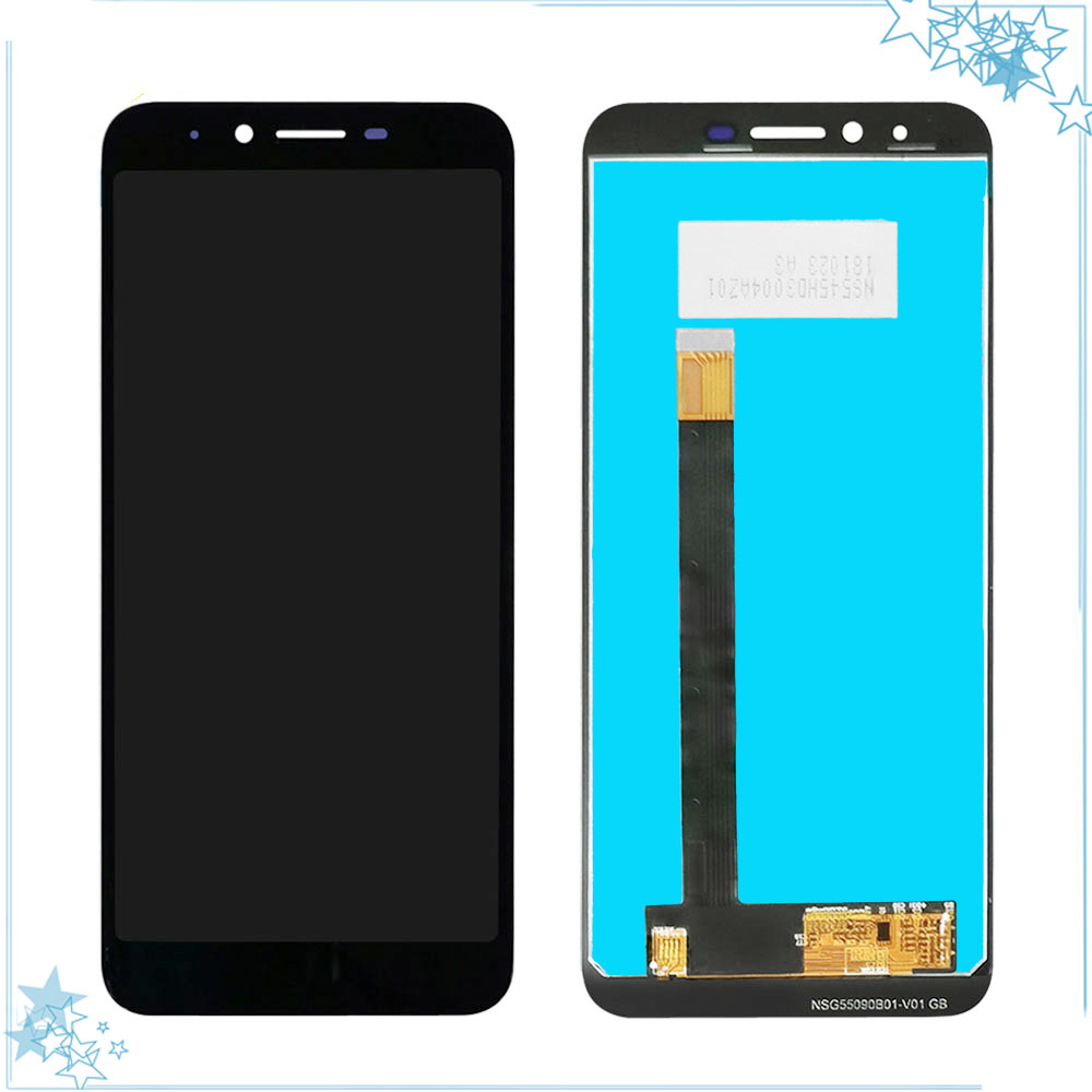 100% Tested For 5.5 inch Homtom S99 LCD Display+Touch Screen Digitizer Assembly For HomTom S99 Accessory(China)