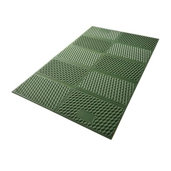 Outdoor Moisture Pad Folding Nap Pad Beach Mat Ultra Light Portable Camping Tent Double Sleeping Pad Thicken Mat double 20d silicon coated four seasons ultra light camping outdoor tent