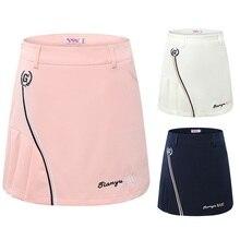 Женская плиссированная юбка, Спортивная женская одежда для гольфа, бадминтон, юбка для настольного тенниса, женская модная дышащая удобная юбка для гольфа